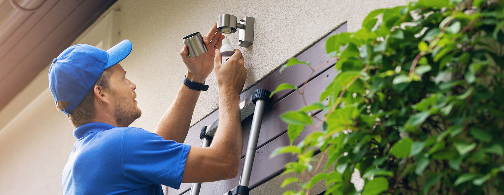 Licensed Residential Electrician